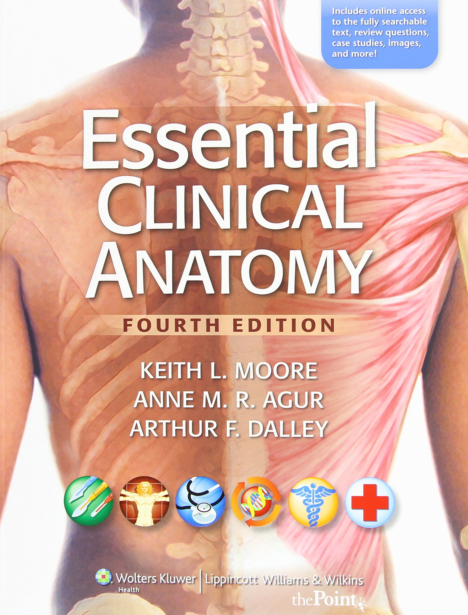 Essential Clinical Anatomy, 4e, NA and Lippincott Williams and ...