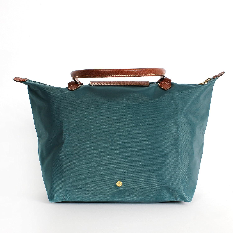 ffabae6623f2 Amazon.com  Longchamp Paris Le Pliage Large Shoulder Tote Mint Green New   Shoes