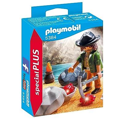 PLAYMOBIL Gem Hunter: Toys & Games