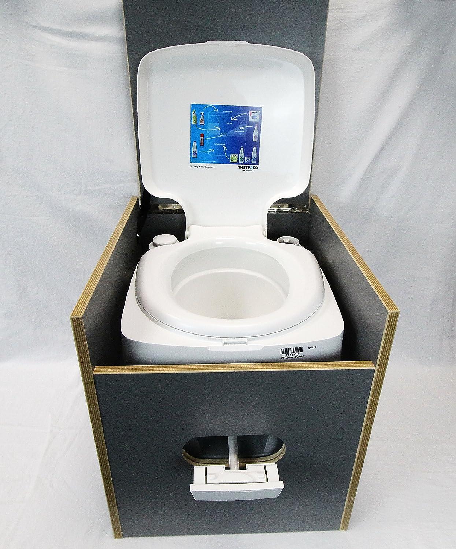 Toilettes Tabouret//coffre de rangement//Tabouret avec WC/ /365