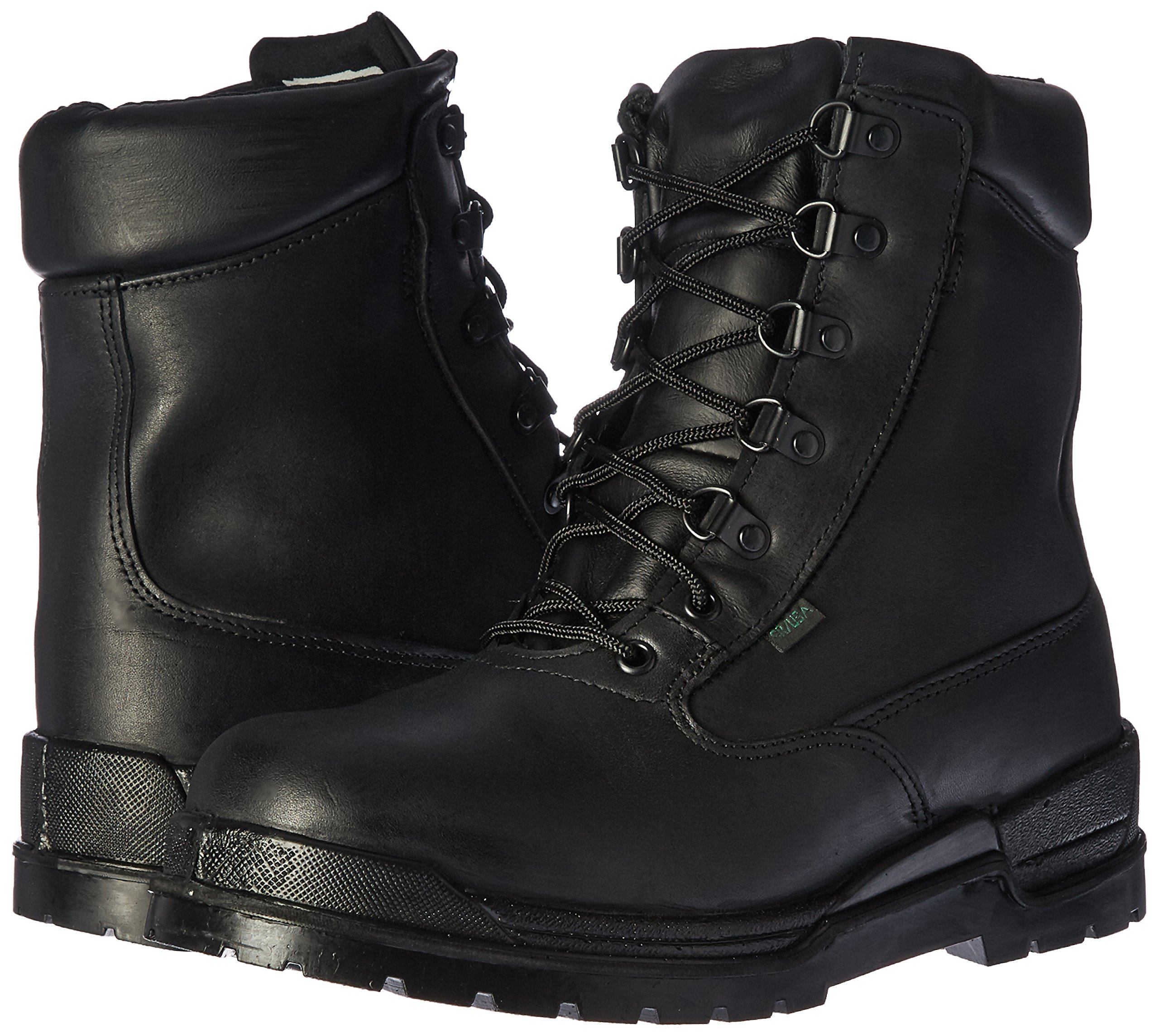 Rocky Men's 6 Inch Postal 8132-1 Slip Resistant Work Boot,Black,12 XW US by Rocky (Image #6)
