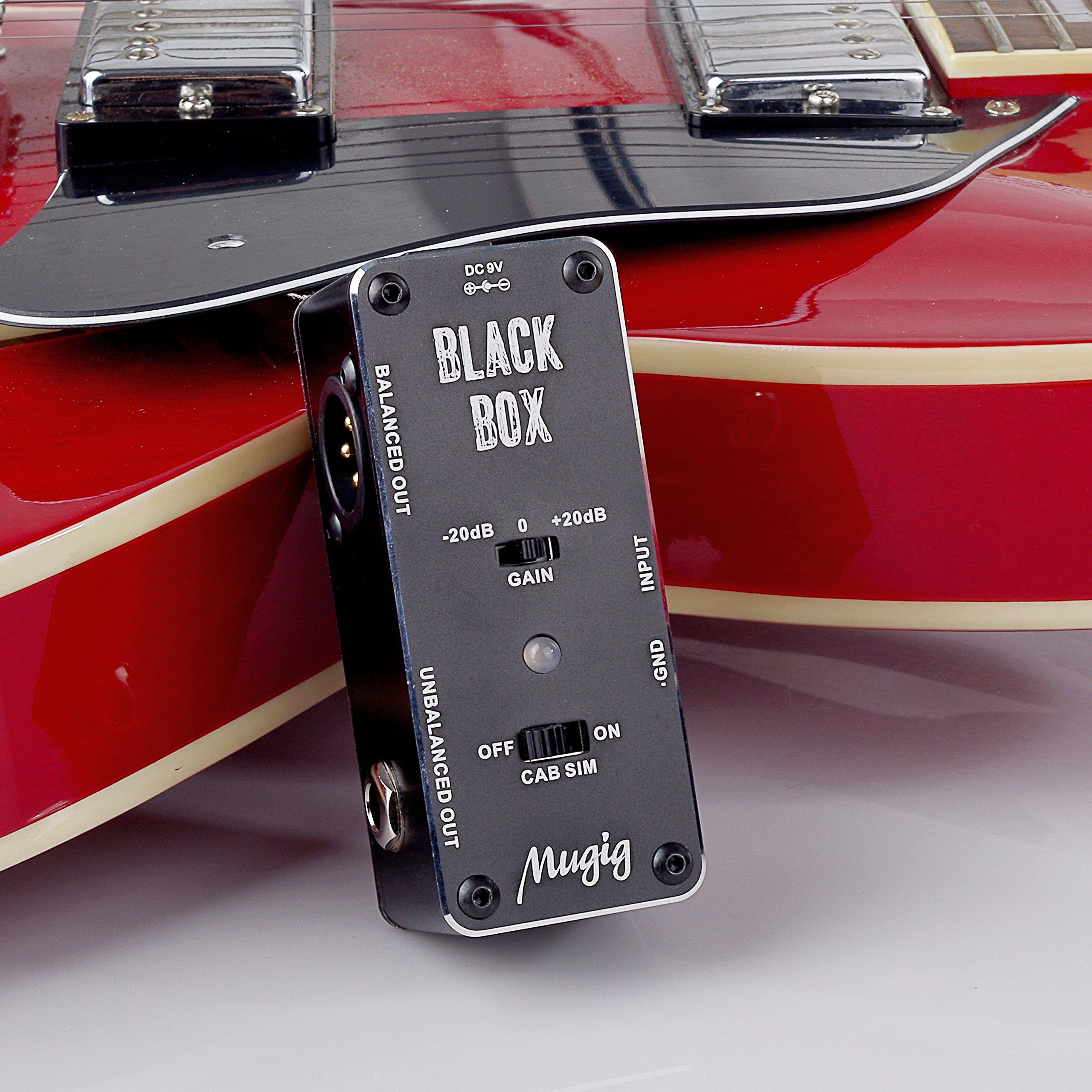 Mugig Guitar Effect Pedal (Di Box)