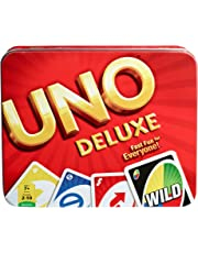 UNO Card Game Tin