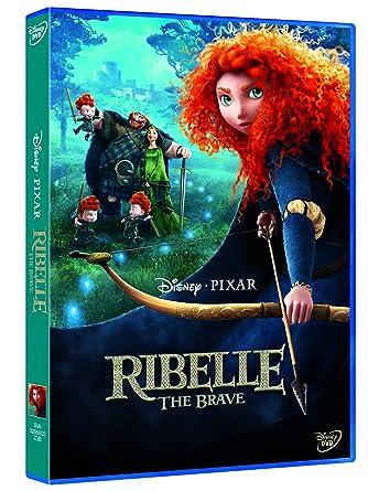 Brave ribelle collection blu ray amazon cartoni
