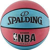 Spalding NBA Varsity Multi Color Outdoor Basketball