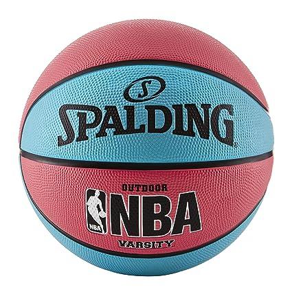 Spalding NBA Varsity - neón al Aire Libre Baloncesto, Color ...