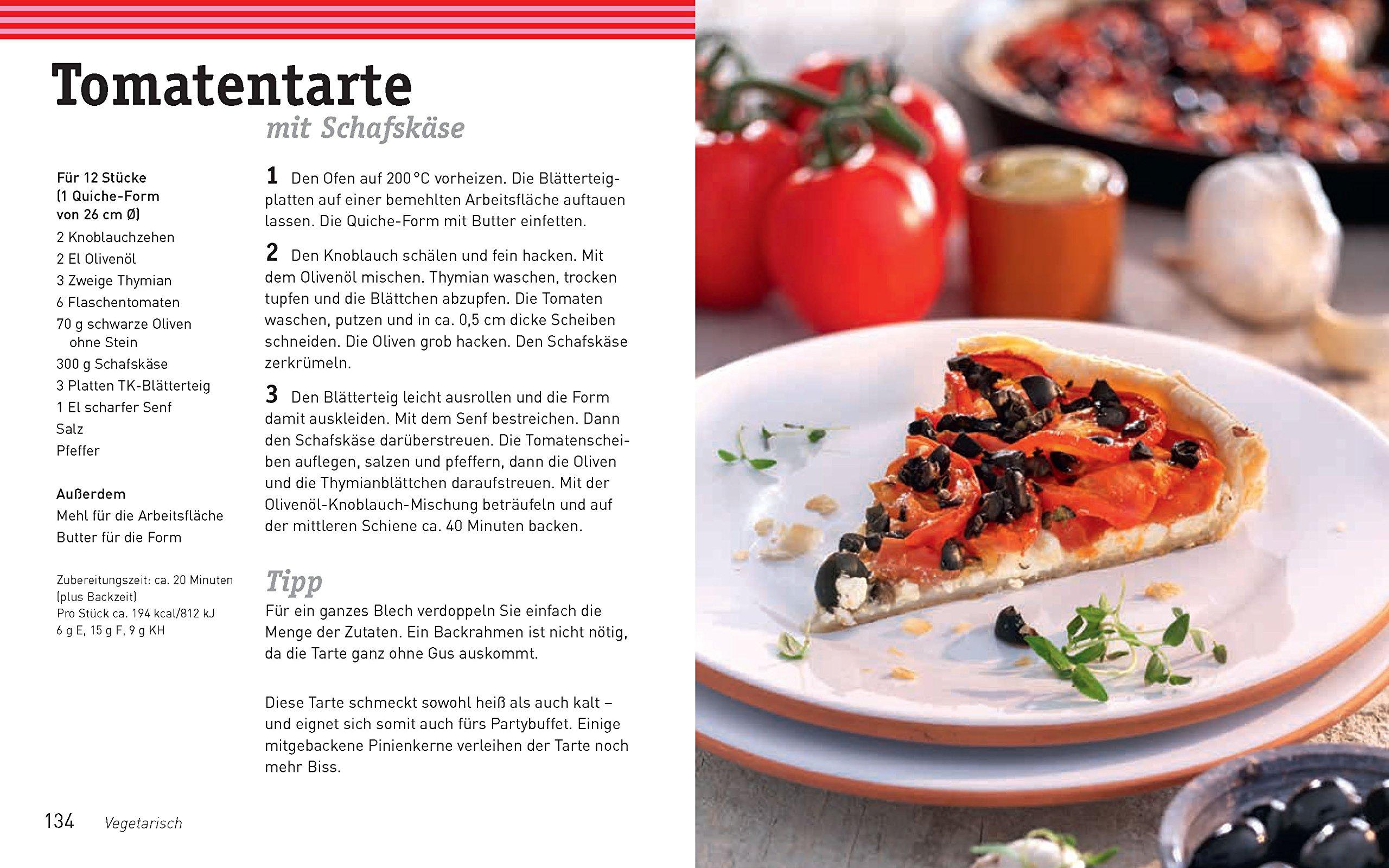 Fitnesskuche Minikochbuch Frisch Leicht Abwechslungsreich