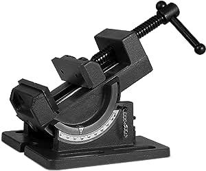 Tornillo de banco de prensa de taladro