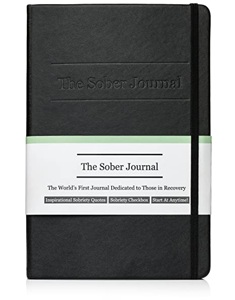 Amazon The Sober Journal Sobriety Gifts For Men Or Women In New Quotes About Sobriety
