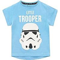STAR WARS Camiseta de Manga Corta para niños