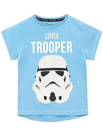 T-Shirts Star Wars Jungen T-Shirt Blau