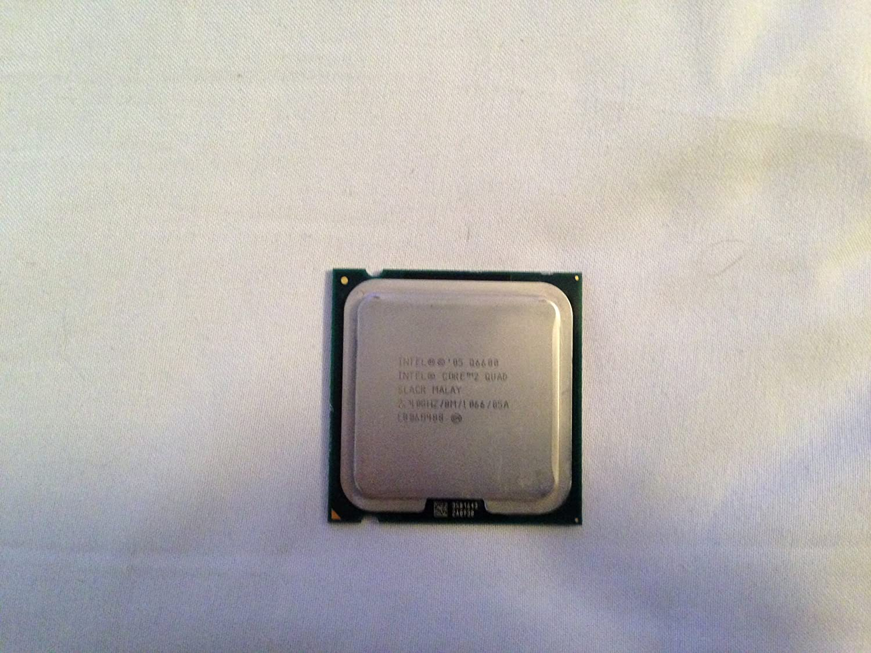 Intel Cpu Core 2 Quad Q6600 2.4Ghz Fsb1066Mhz 8M Lga775 Tray