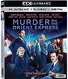 オリエント急行殺人事件 [4K UHD + Blu-ray UHDのみ日本語有り リージョンフリー](Import版) -Murder On The Orient Express-