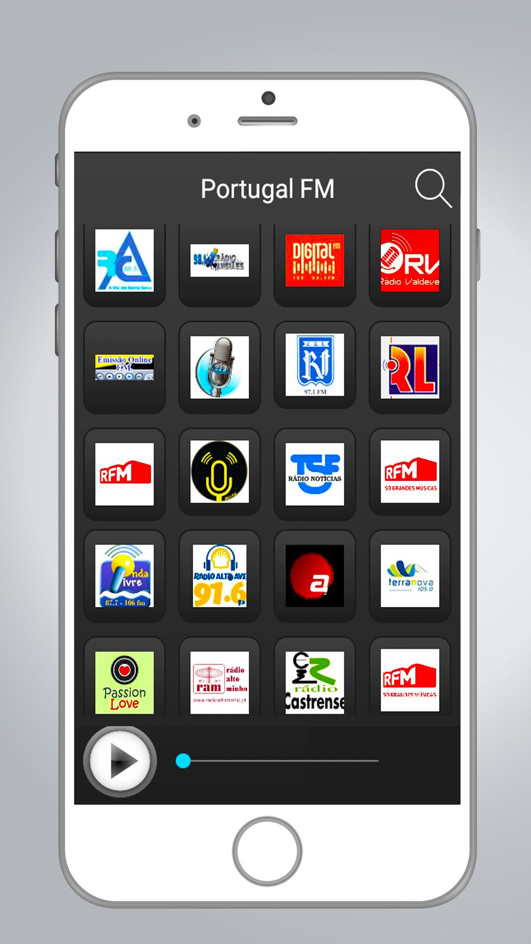FM Radio Portugal: Amazon.es: Appstore para Android