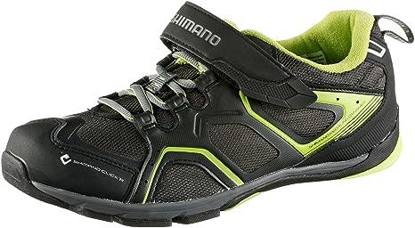 Shimano Zapatillas MTB CT70 Negro Verde 2014