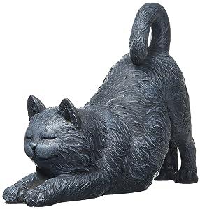 Design Toscano Playful Cat Stretching Statue