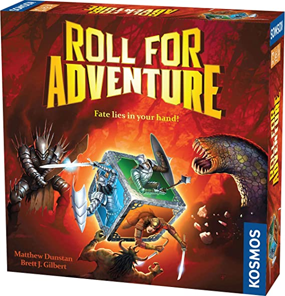 Thames & Kosmos 692988 Rollo para Aventura   Fate Lies in Your ...