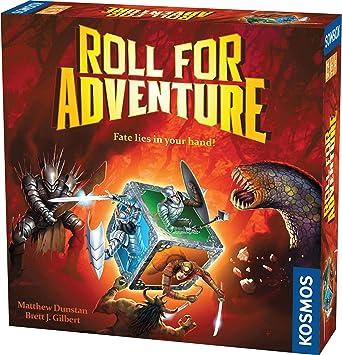 Thames & Kosmos 692988 Rollo para Aventura | Fate Lies in Your ...