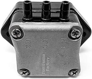 FPF Fuel Pump fits Mercury/Yamaha 25-60 Hp 4-Stroke 62Y-24410-00-00, 62Y-24410-04-00, 826398A3, 826398T3, 62Y-24410-02-00, 826398A1, 62Y-24410-03-00, 62Y-24410-01-00