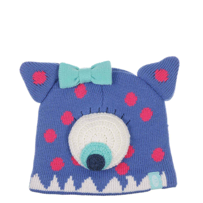 Animal Girls Mollines Knit Beanie