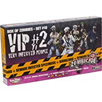 Zombicide: VIP (Very Infected People) #2 Strategy Game