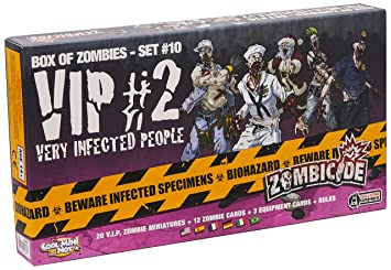 2Expansión VipVery Para Zombicidezg69 Infected People Edge Entertainment kXlwZuTOPi