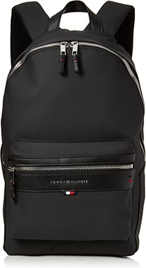Tommy Hilfiger Elevated Homme Backpack Noir