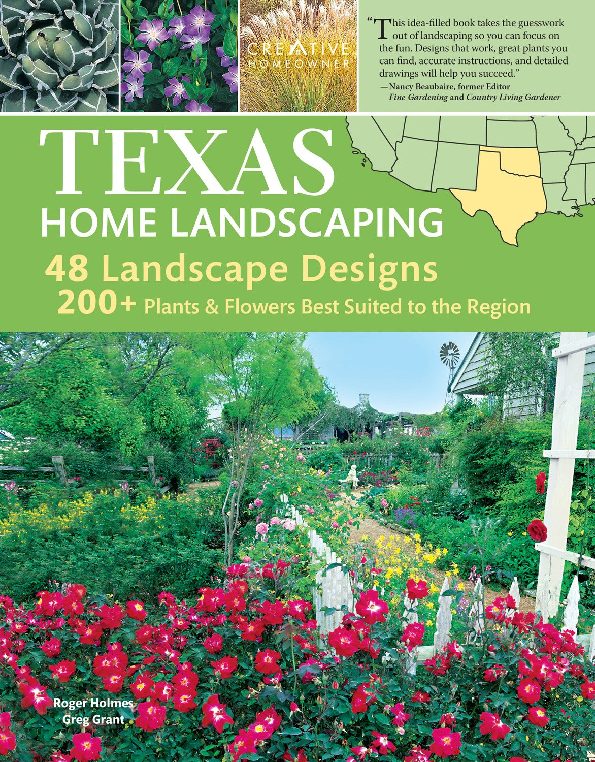 Texas Home Landscaping 3rd Edition Includes Oklahoma 48