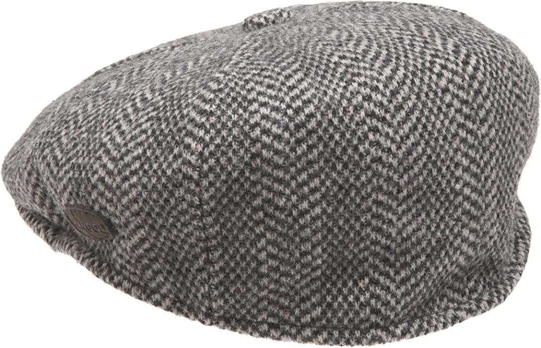 cd74c80fd47 Kangol Men s Herringbone 504 Hat at Amazon Men s Clothing store ...
