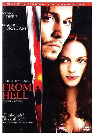 From Hell [DVD] (IMPORT) (No hay versión española): Amazon.es: Cine y Series TV