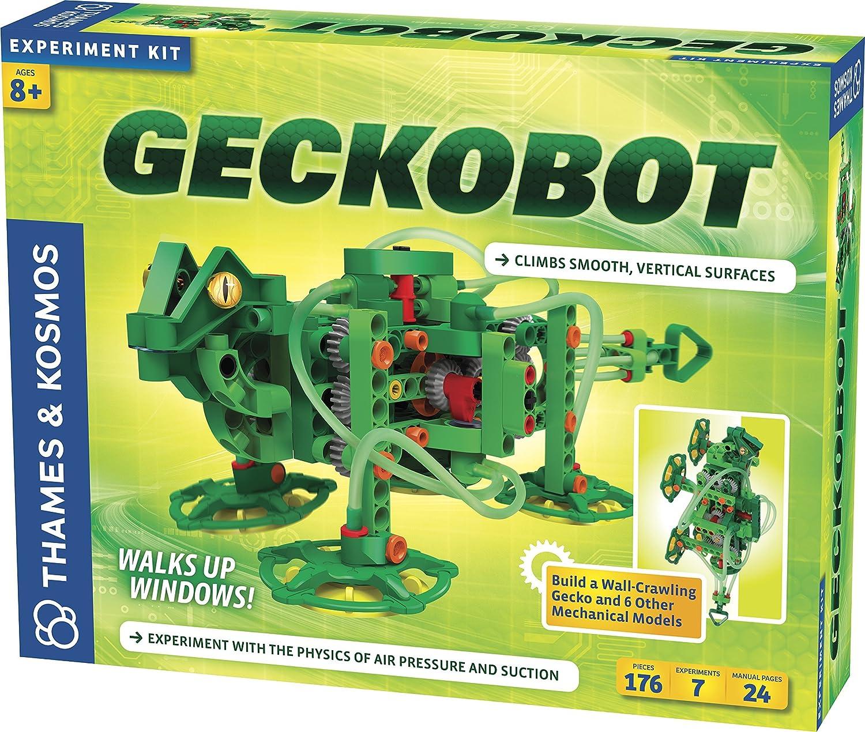 Geckobot Wall Climbing Robot O...