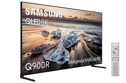 Samsung QLED TV 8K 85Q900R - Resolución QLED 8K 85