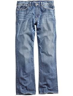 3ca03a283cd Lucky Brand Men's 367 Vintage Bootcut Jean In Nugget at Amazon Men's ...