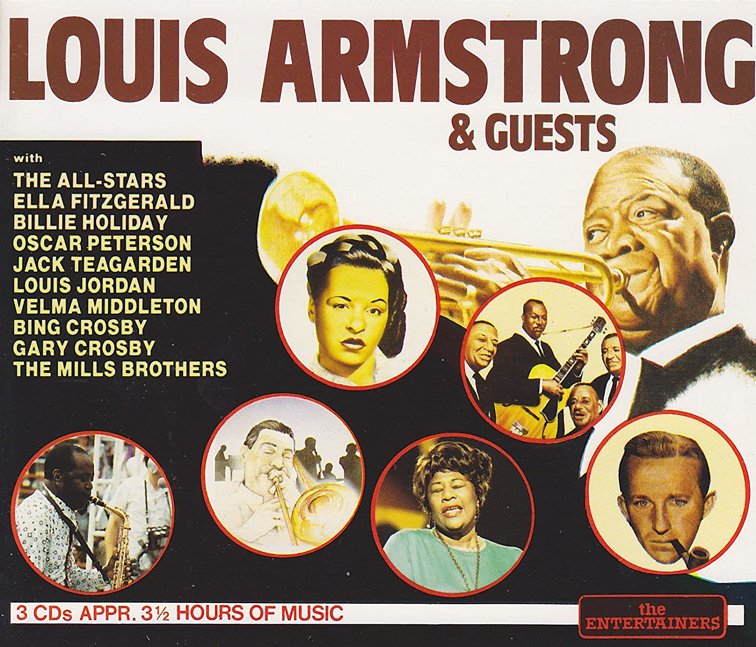 Low price Louis Cheap mail order shopping Armstrong Guests