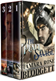 The Savage Series Boxed Set (Books 1-3): New Adult Dark Paranormal/Sci-fi Romance