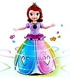 Toyshine Dancing Angel Girl Robot with Lights and Music