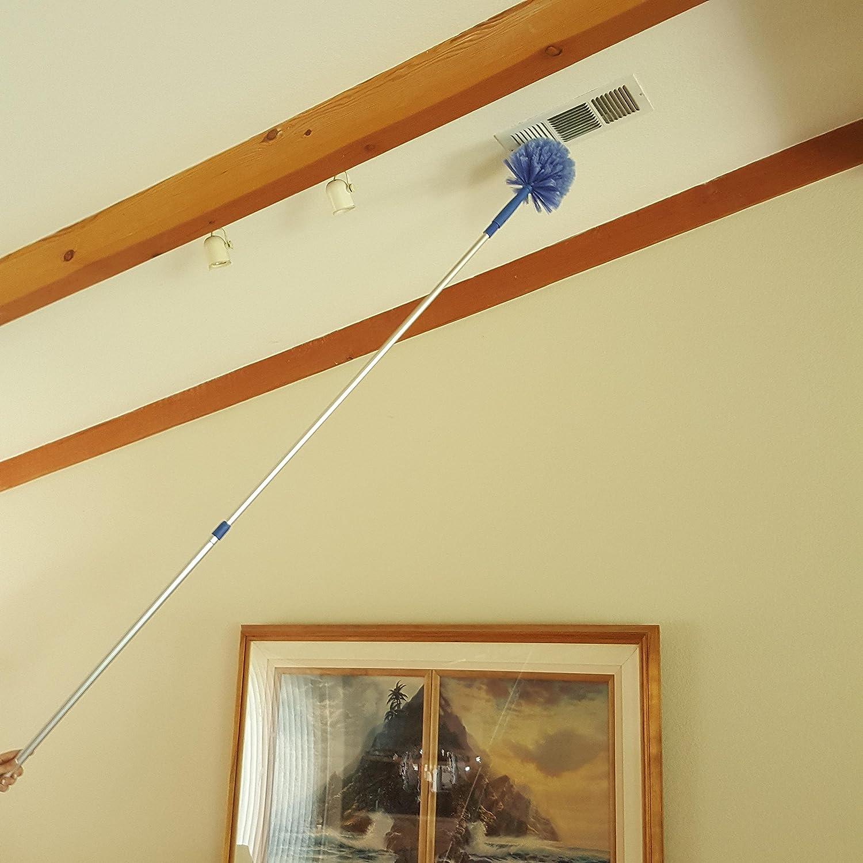 Amazon.com: Extension Rod & Cobweb Duster, Extend 18-20 feet ...