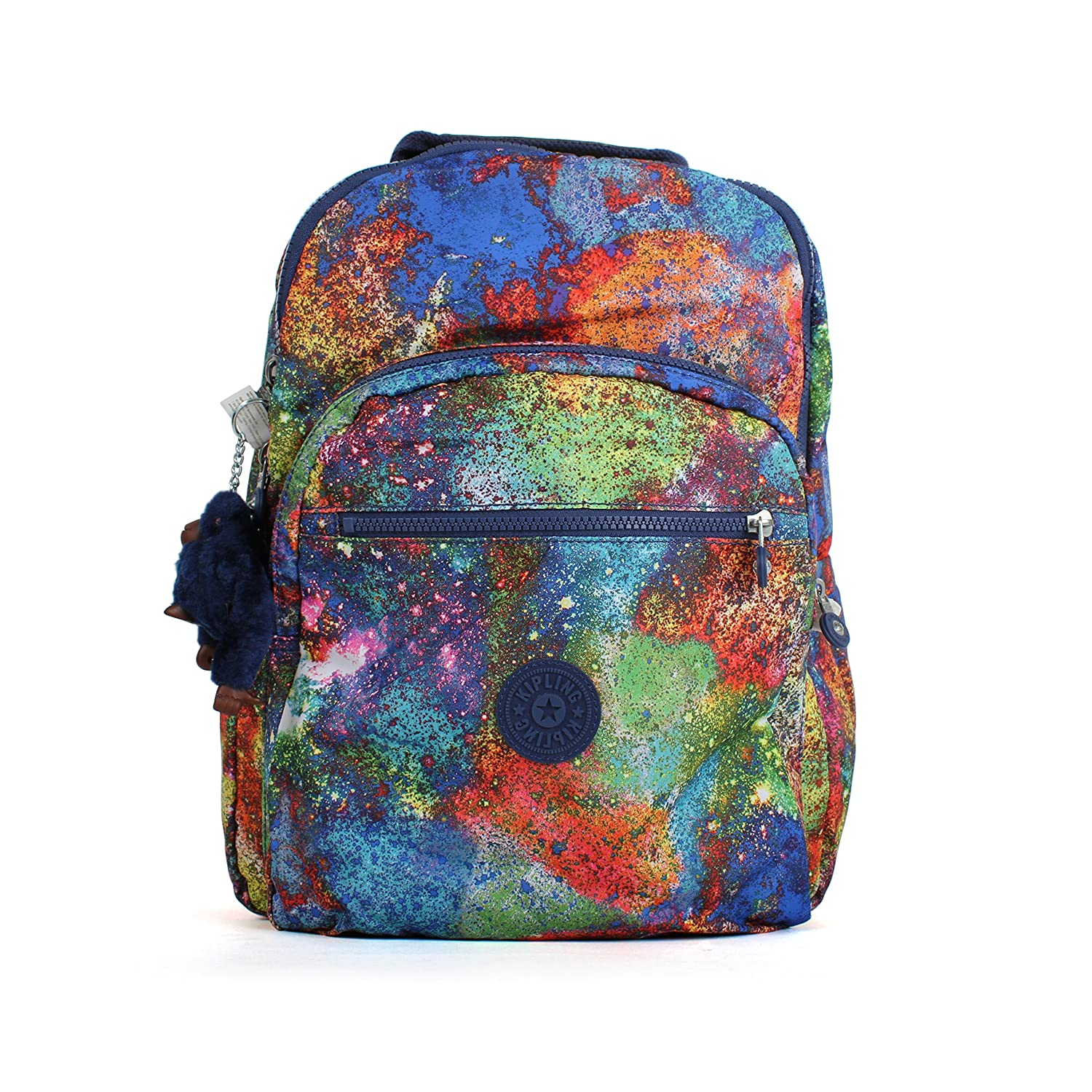 b019e48312 Kipling Seoul Large Print Laptop Backpack, Good Luck Charm - Buy Kipling Seoul  Large Print Laptop Backpack, Good Luck Charm Online at Low Price in India  ...