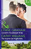 Leonetti's Housekeeper Bride: Leonetti's Housekeeper Bride / The Surprise De Angelis Baby (Mills & Boon Modern)