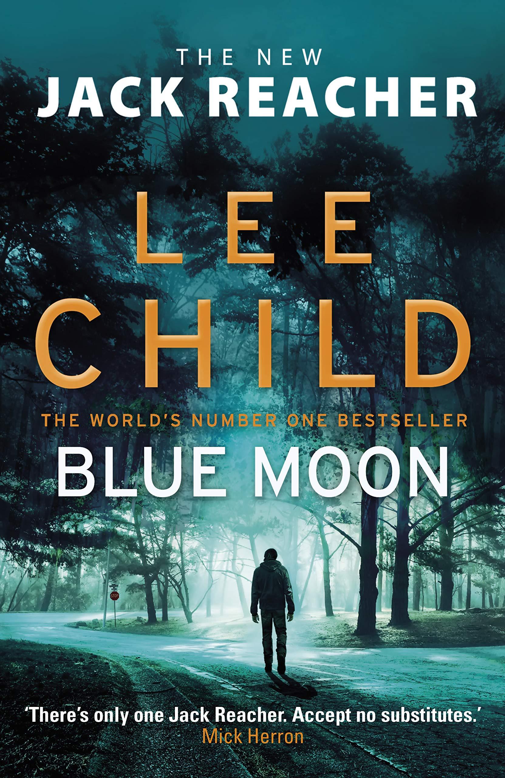 Blue Moon   Jack Reacher 24   English Edition