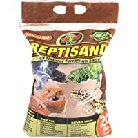 Zoo Med ReptiSand Natural Red: 20 lb Bag