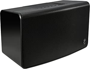 "Mackie FreePlay HOME Portable Bluetooth Speaker with Bluetooth & 1/8"" Aux Inputs, Black"
