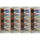 Maxell Lithium 3V Batteries Size CR2025 (Pack of 20), New hologram packaging that guarantees authenticity