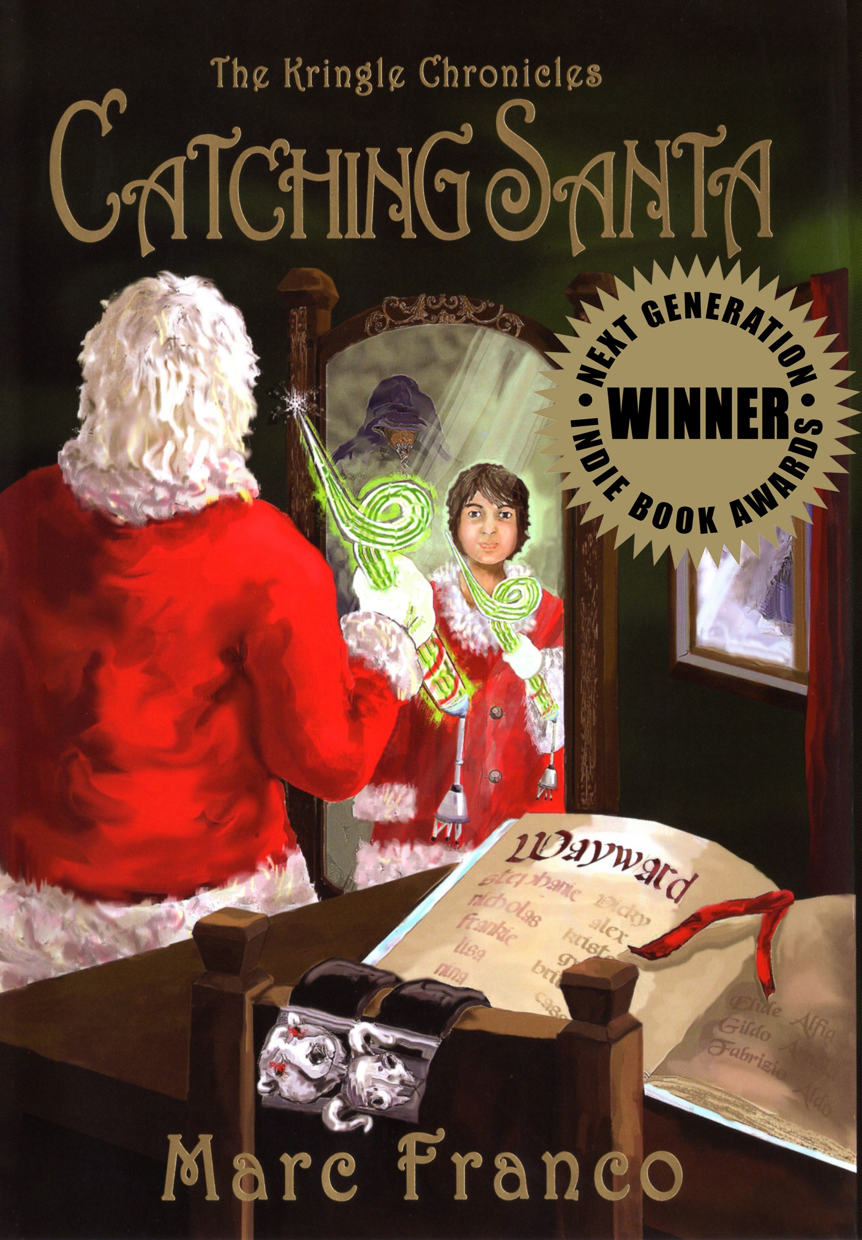 Download Catching Santa (The Kringle Chronicles, Book 1) ebook