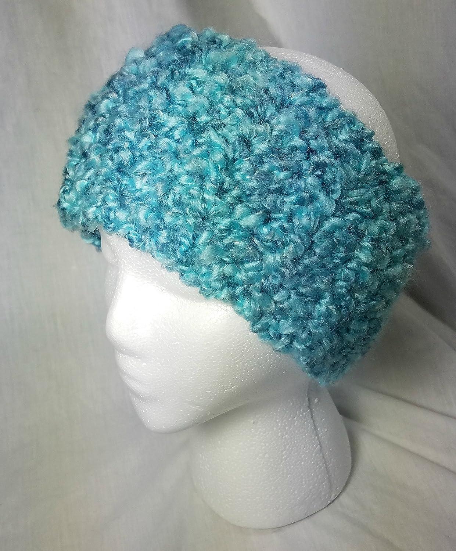 Crochet Ear Warmer Headband by Shay's Crochet Creation