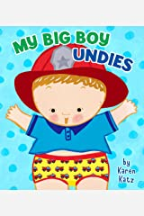 My Big Boy Undies Board book