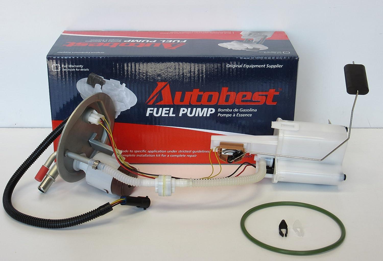 Autobest F1355A Fuel Pump Module Assembly