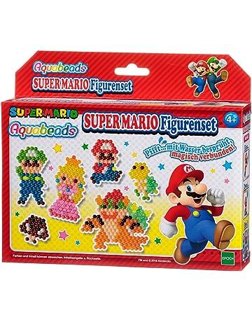 Epoch aquabeads 30139 – Super Mario Figuras, Manualidades Regalo para niños
