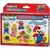 Epoch Traumwiesen Aquabeads 30139 - Super Mario Figurenset, Bastelgeschenk für Kinder