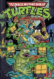 Amazon.com: Teenage Mutant Ninja Turtles Adventures Vol. 9 ...